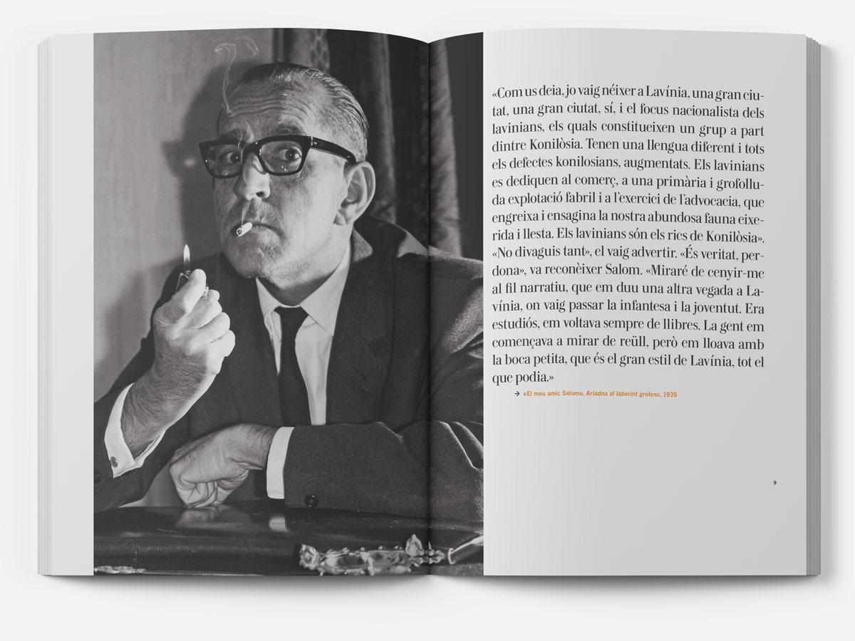 Silvia Miguez-Book-Espriu i Barcelona. Al principi va ser Lavínia