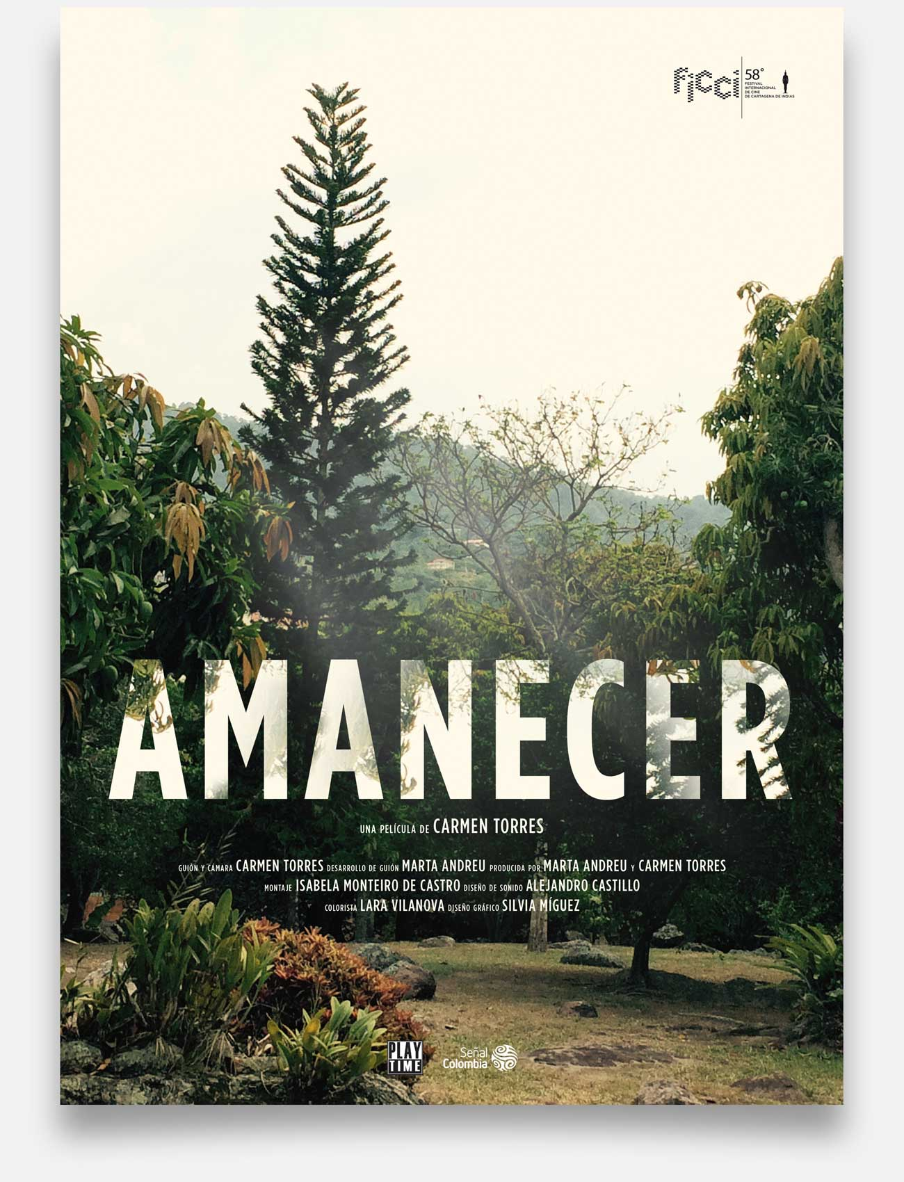 Silvia Miguez-Poster-Movie-Amanecer