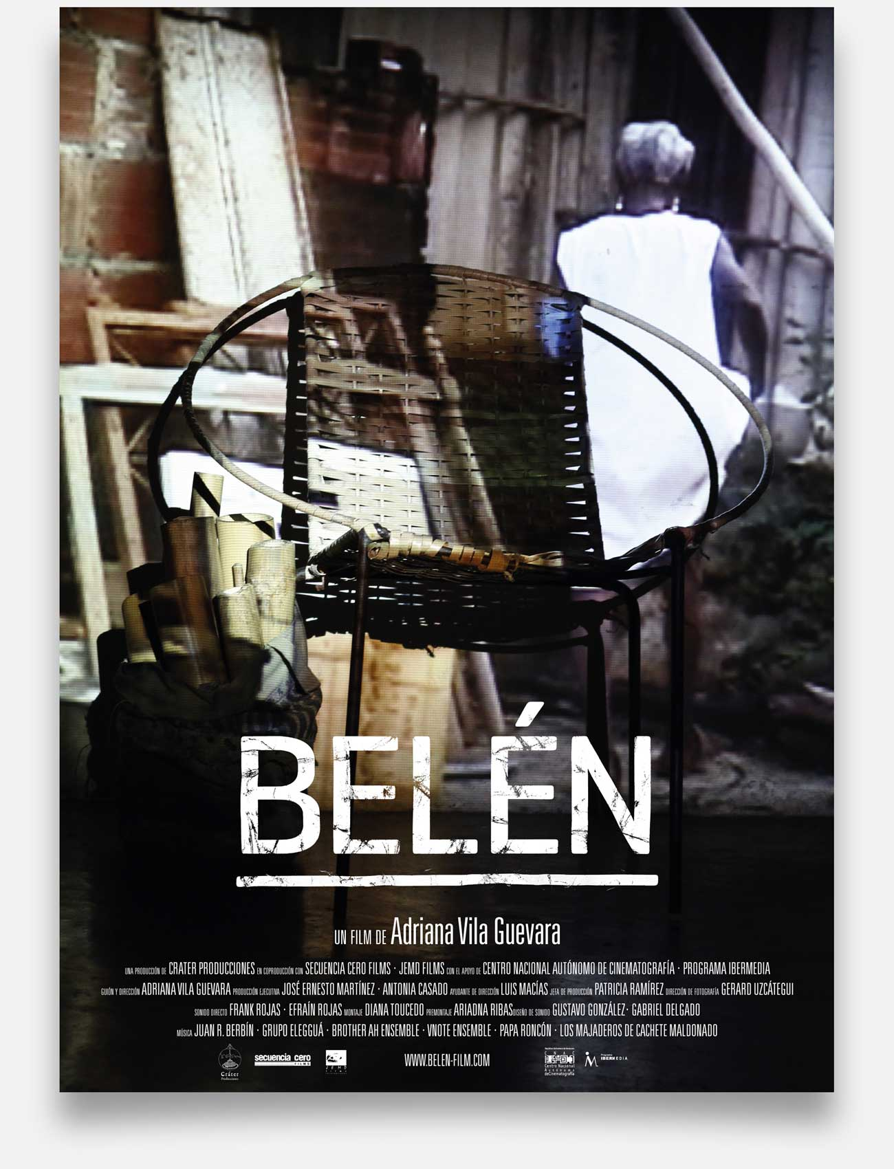 Silvia Miguez-Poster-Movie-Belen
