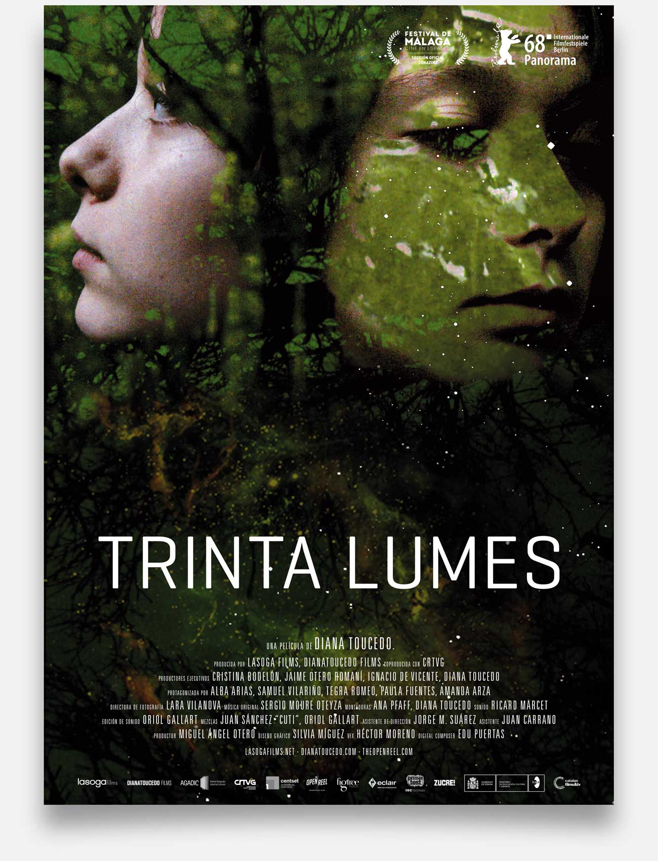 Silvia Miguez-Poster-Movie-Thirty Souls / Trinta Lumes
