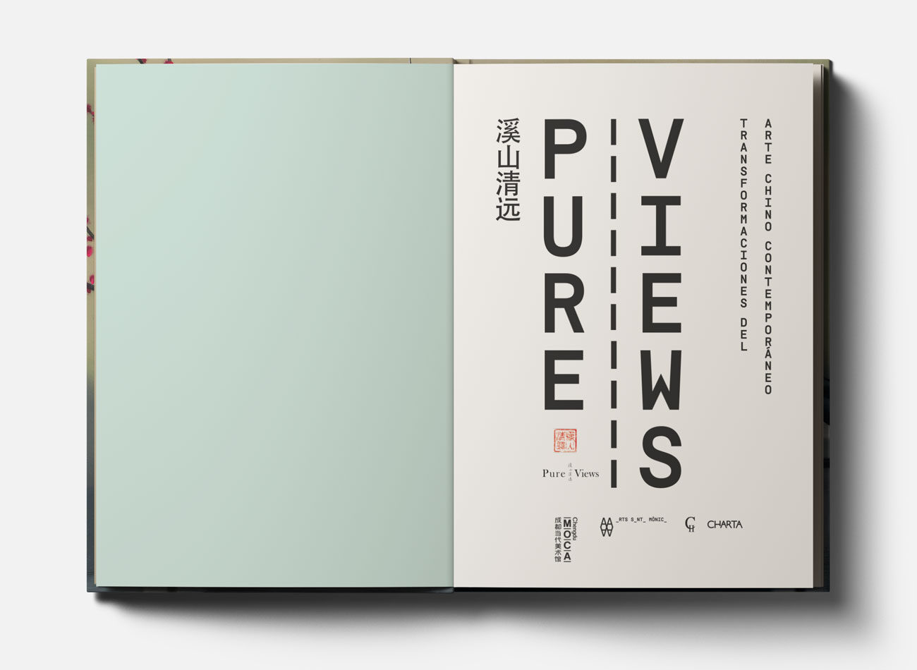 Silvia Miguez-Exhibition&Catalogue-Pure Views