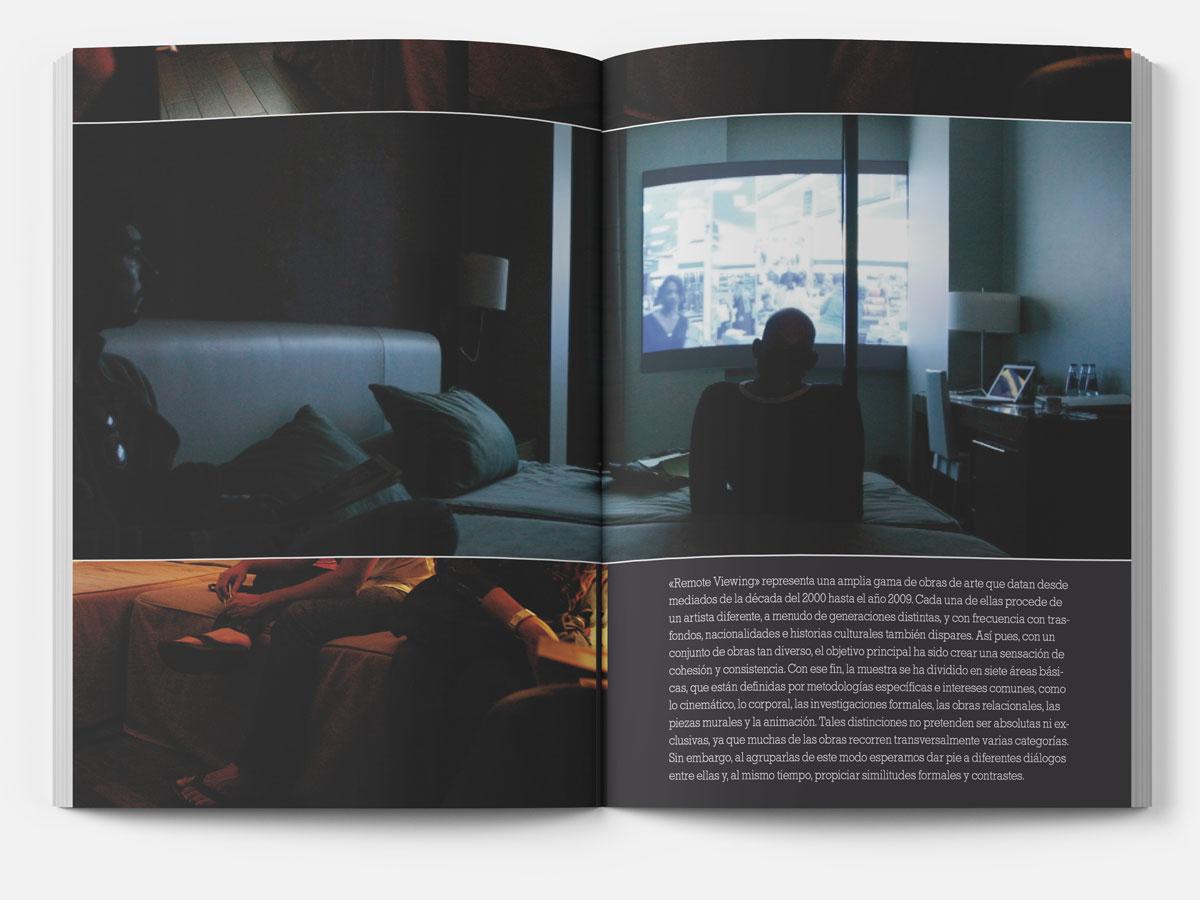 Silvia Miguez-Exhibition&Catalogue-Remote Viewing. LOOP Barcelona (2003 - 2009)